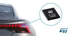 ST i Audi będą opracowywać OLEDowe światła stopu