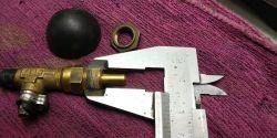 Myjka parowa Polti Merlin PTUE 111 - prośba o fachową nazwę zepsutej części