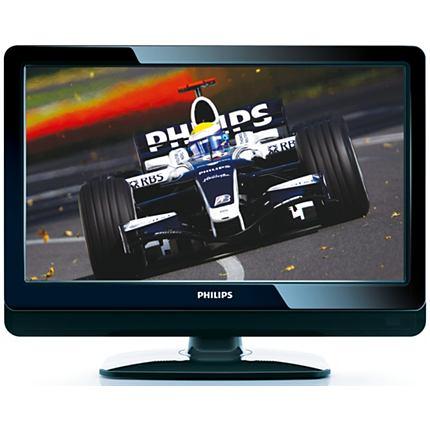 Philips 26PFL3404/12, PC - pod��czenie adapterem VGA - Component + VGA