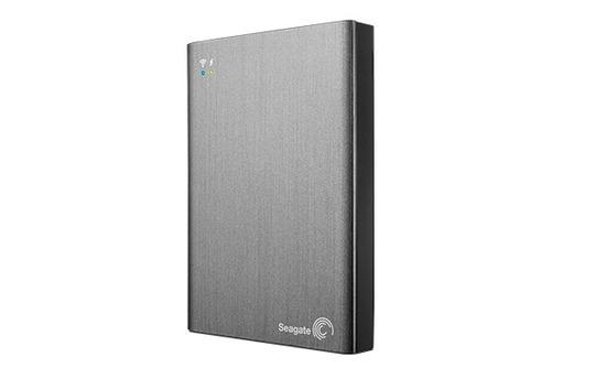 Seagate Wireless Plus - dysk twardy z Wi-Fi teraz o pojemno�ci 2 TB
