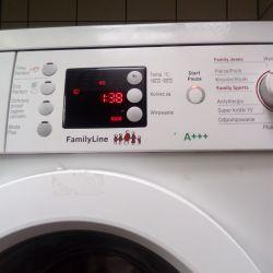 Bosch WAE2049FPL/51 Blokadę drzwi pralki wymieniłem i nic. Start i dwa piknięcia