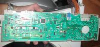 Bosch WFL 1200 - Brak pod�wietlenia funkcji dodatkowych (przycisk�w)