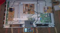 Samsung plazma PS43D490A1W - brak obrazu, jest dźwięk