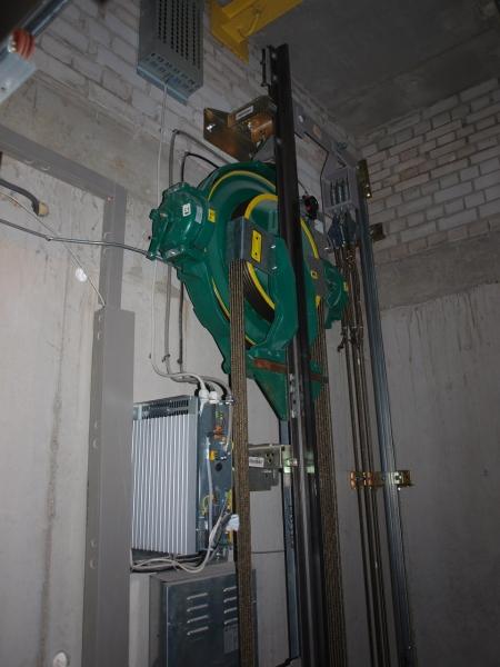 CCTV w windzie (d�wig osobowo-towarowy)