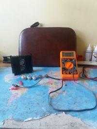 Testowanie tranzystorów 2N3055 pod kątem oryginalności