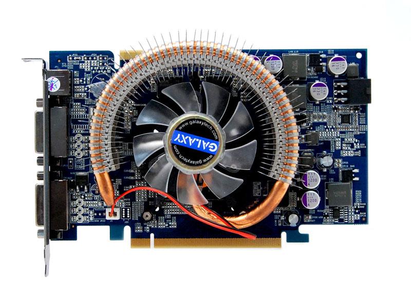 GALAXY GF GTS 8600 512MB 128BIT DDR3 PCI-e za ma�o mocy