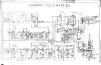 Teisco Checkmate 50 - Asynchroniczne b�yski w 6L6 po 4 minutach pracy