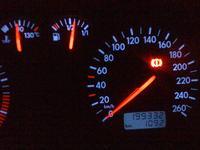 VW Golf 4 .6 16v - Zga�ni�cie samochodu, �wiec�cy Check engine