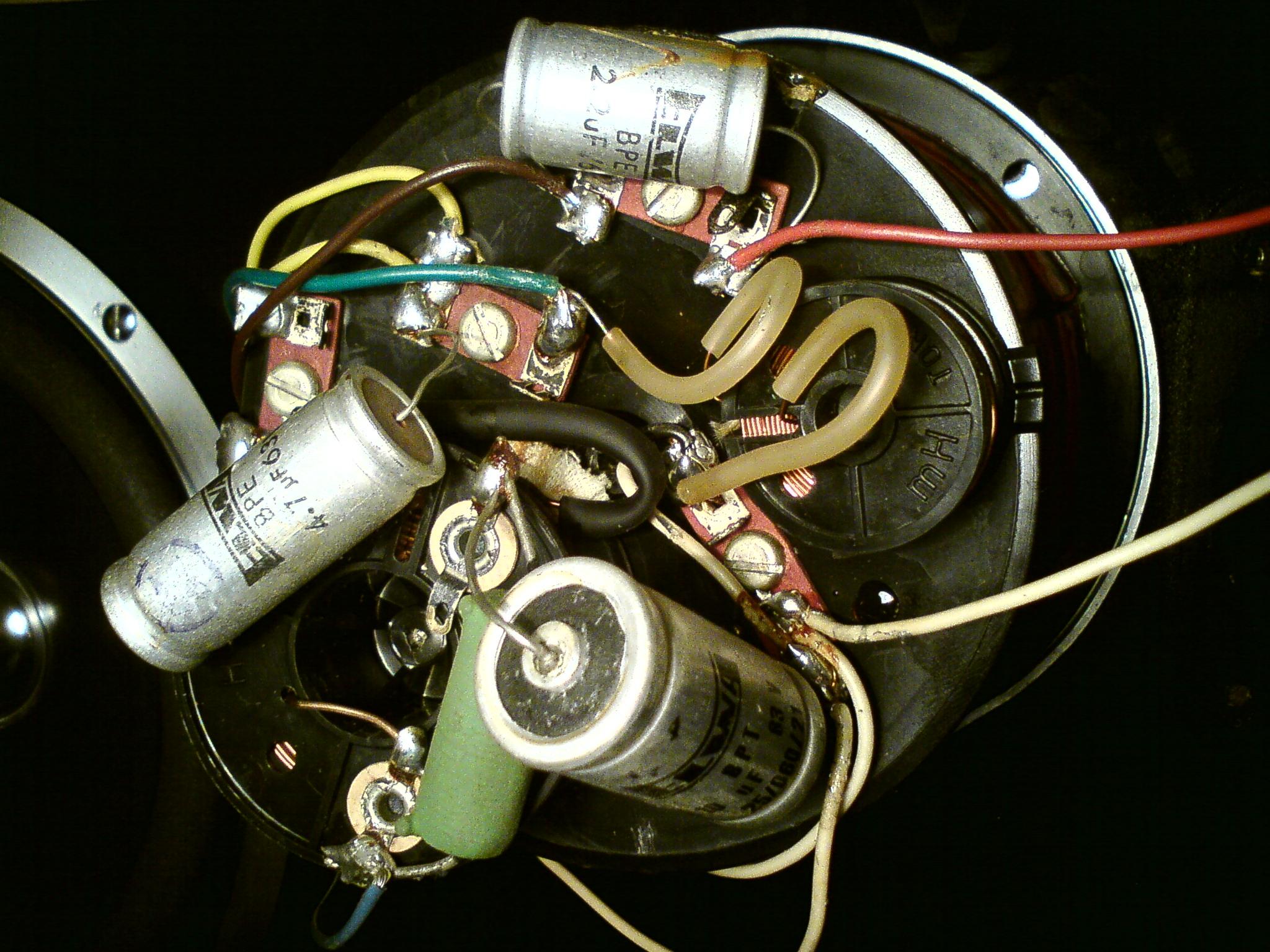 tonsil dynamic speaker hx70 - Wysokotonowy nie dzia�a