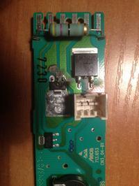 Ch�odziarko-zamra�arka Miele KF 9712ID schemat elektroniki