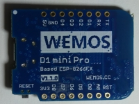 D1 mini Pro module - ESP8266 WiFi - Test and Review