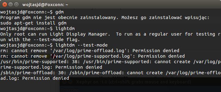 Ubuntu 14.04 LTS - zmiana częstotliwości odświeżania ekranu