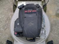 Brigss Sprint XQ40  -  K�opotliwe uruchamiane rozgrzanej kosiarki