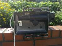 Spalona elektronika do nap�du bramy przesuwnej - potrzebny schemat