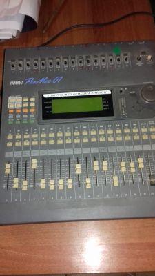 Poszukuję instrukcji obsługi miksera yamaha pro mix 01