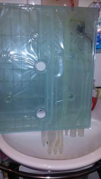 zmywarka Siemens SE60T390EU/01 cieknie z pod drzwi