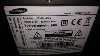 Samsung UE32EH4003 + konweter CX-KV1 - Jest obraz, brak dźwięku
