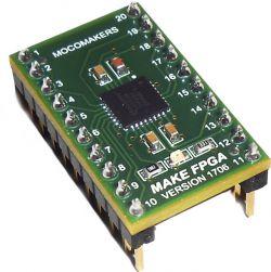 Fipsy - niewielka i niedroga płytka prototypowa FPGA (Kickstarter)
