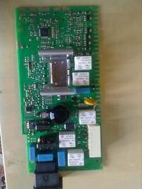 Zmywarka Bosch smv50e10eu spalony moduł
