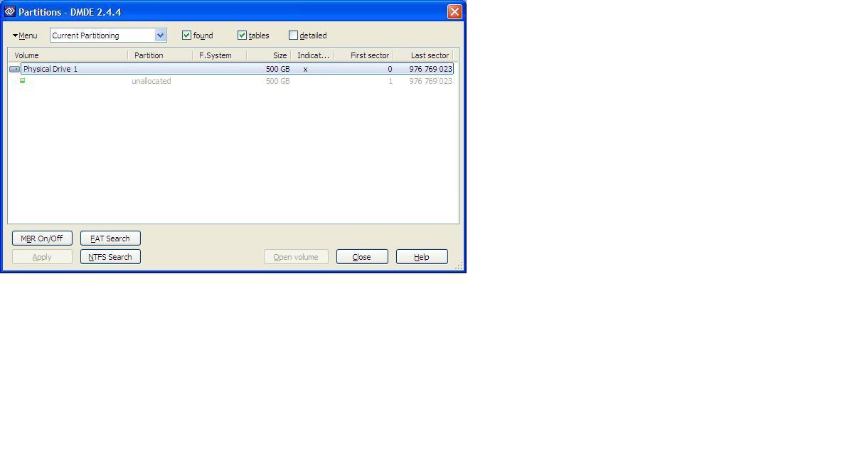 HDD WD Elements 1023 - System nie widzi dysku USB