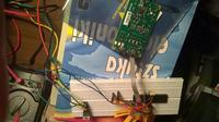 Atmega16A - Dlaczego tylko 0.8V przy 5V zasilania?