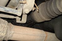 Rover 214Si - Wyciek oleju ze skrzyni biegów