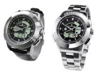 PM1208M - zegarek z dozymetrem promieniowania gamma