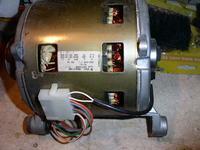Podłączenie silnika SOLE 20572809 z remco 5510/s