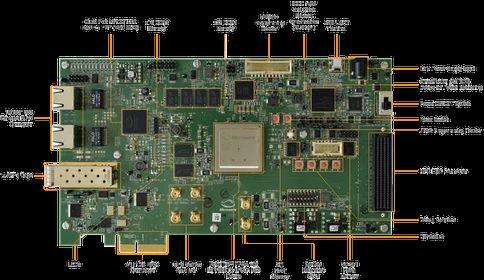 FPGA o niskim poborze mocy i wysokich, kosmicznych ambicjach