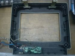 Monitor ZENITH ZVM1380E+HANTAREX MTC900 FRANKENSTEIN-nowe życie