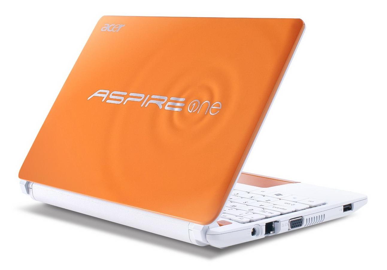 Acer Aspire One w wersji Happy 2 i pastelowych kolorach wkr�tce w sprzeda�y.