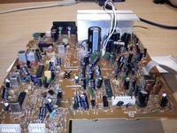 Mikrowieża Samsung MM-L2, buczące głośniki