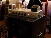 Wzmacniacz gitarowy Atom 5W SE by Pepi
