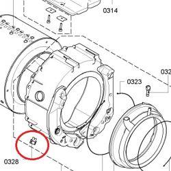 Siemens WM16S743PL/07 - Wyłącza się podczas prania.