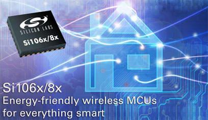Nowe mikrokontrolery do zastosowa� w urz�dzeniach bezprzewodowych