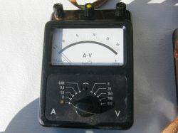 multimetr unigor 6e skacząca wskazówka