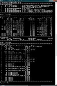 TP-LINK/TL-WR740N - Ustawienie sieci modem>komputer>router
