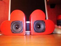 Głośniczki komputerowe na Walentynki ;] by Kiepol (R) :P