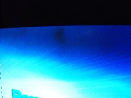 LG 26LC2R plama na ekranie