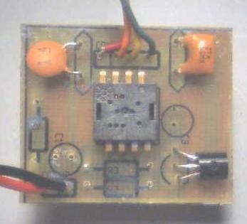 Sensor z myszy optycznej