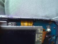Stary P910i .... uszkodzony LCD, wgranie softu