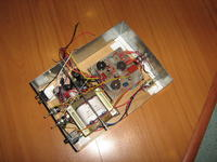 Wzmacniacz lampowy SE 2 x EL84 by DaKKi