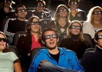 Rośnie liczba kin oferujących obraz 3D