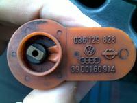 Golf III 1,6 75KM wężyki podciśnienia