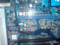 ABIT IP35-E uszkodzona, problem.