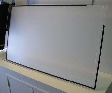 Jednostronne krawędziowe podświetlanie LCD LED od Rambus