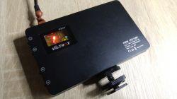 Modyfikacja (drastyczna) lampki Viltrox RB08