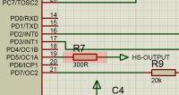 Przenośny gen. DDS na Atmega16A i MCP6022 programowany w środowisku Arduino IDE.