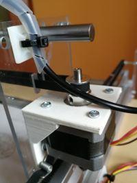 Prosty ploter laserowy CNC o mocy 2,5W