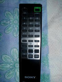 telewizor Sony Trinitron rm-658(stary) jak znaleźć i zaprogramować kanały?